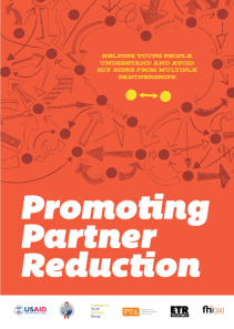 cover of Promoting Partner Reduction